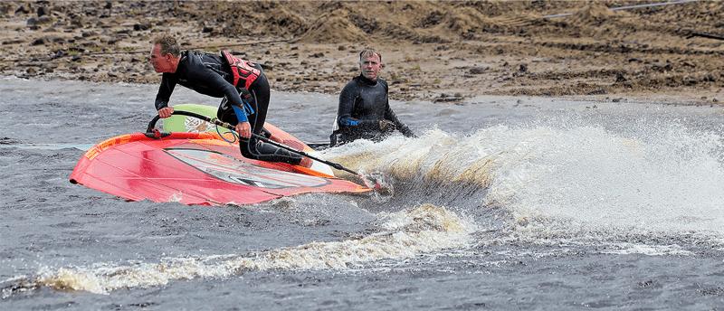 Windsurfing – Yorkshire Dales Sailing Club