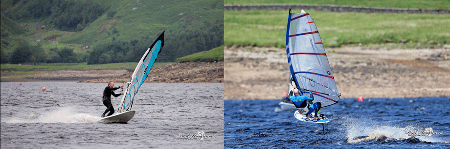 Windsurfing – Yorkshire Dales Sailing Club
